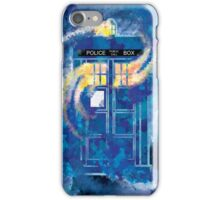 TARDIS Doctor Who Police Box iPhone Case/Skin