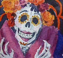 Dia de los muertos by jadlart