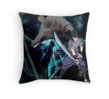 Uchiha Sasuke 2 Throw Pillow