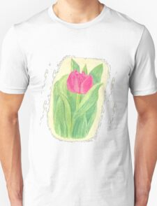 Standing Pretty Unisex T-Shirt