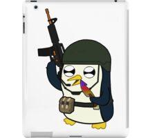 Gunter Strike (No Text)  iPad Case/Skin