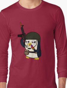 Gunter Strike (No Text)  Long Sleeve T-Shirt