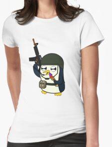 Gunter Strike (No Text)  Womens Fitted T-Shirt