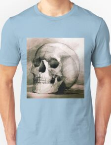 Hand drawing scull T-Shirt