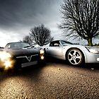 Vauxhall vx220 by Azza