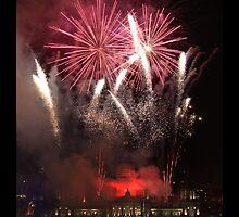Fireworks by JollyJonno