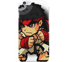Puzzle Spirit: Ryu iPhone Case/Skin