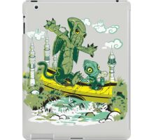 DAGONIN AND CTHULOBBES iPad Case/Skin