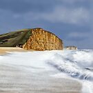 West Bay, Dorset (Broadchurch) by ifourdezign