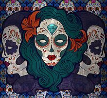 Muerto Ladies by Bethany-Bailey