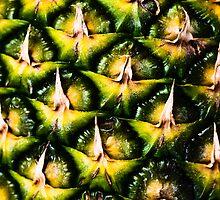 Pineapple skin by Paul Clarke