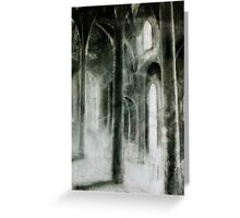 Cathedral (st Denise) Greeting Card