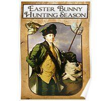 Easter Hunt Poster