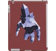 Crystal Golem iPad Case/Skin