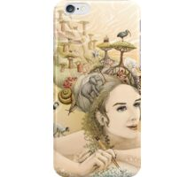 Inner world iPhone Case/Skin