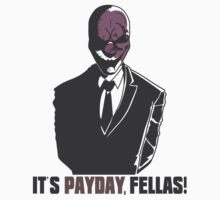 "Old Hoxton - ""It's PAYDAY, fellas!"" by Von-Grimm"