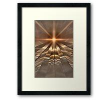 'Light, Reflected...' Framed Print