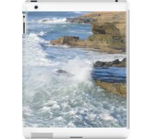 Another View of Sunset Cliffs ~ California iPad Case/Skin