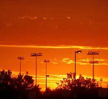 Super Sunset by Megan Martin