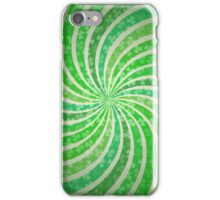 Shamrock Light Print Texture Pattern iPhone Case/Skin