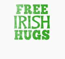 FREE IRISH HUGS FOR ST PATRICKS DAY Men's Baseball ¾ T-Shirt