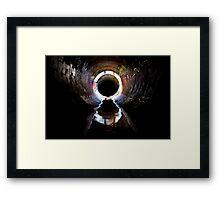 The Ring Framed Print