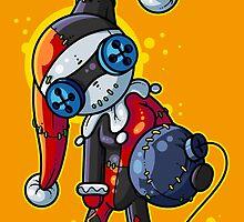 Harley Doll by artdyslexia