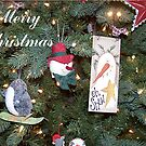 Country Christmas by Glenna Walker