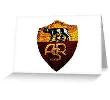 As Roma Greeting Card