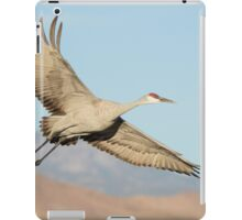 Leaving the roost iPad Case/Skin