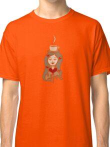 CoFFeE HeAd Classic T-Shirt