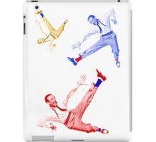 Jumping Fred Flash iPad Case/Skin
