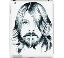Dave Grohl iPad Case/Skin