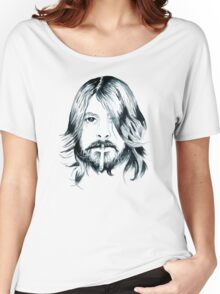 Dave Grohl Women's Relaxed Fit T-Shirt