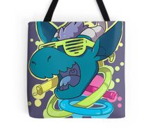 Rave Dragon Tote Bag