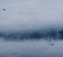 Ghost Ship by MJSinclair