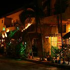 Sayulita Village by Barbara  Brown