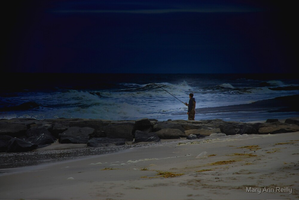 Solitary by Mary Ann Reilly