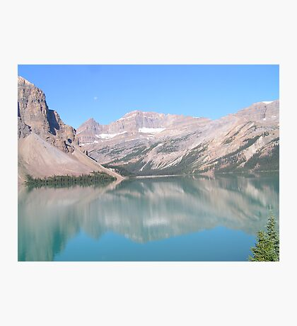 Bow Lake, Alberta 2 Photographic Print