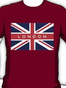 London UK Flag T-Shirt