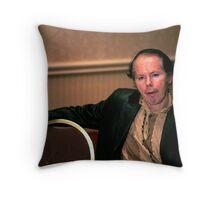 Hardened Criminal Throw Pillow
