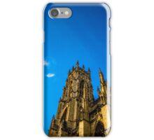 York Minster Tower iPhone Case/Skin
