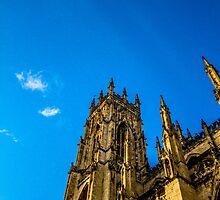 York Minster Tower by Jack Steel