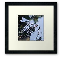 Surface Dweller Framed Print