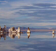 Mono Lake Panorama #2 by David Orias