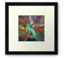'Dream of the Partechnicon' Framed Print