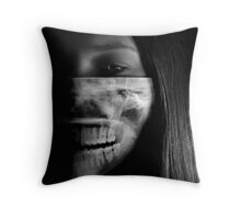 On the Inside Throw Pillow