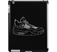 Air Jordan 4 White iPad Case/Skin