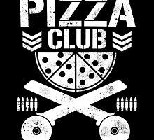 Pizza Club by Shoehead