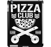 Pizza Club iPad Case/Skin
